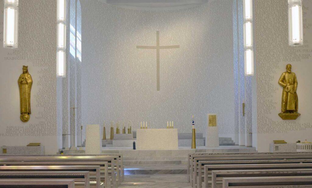 Screenshot der Website der katholischen Kirchgemeinde St. Josef in Horgen