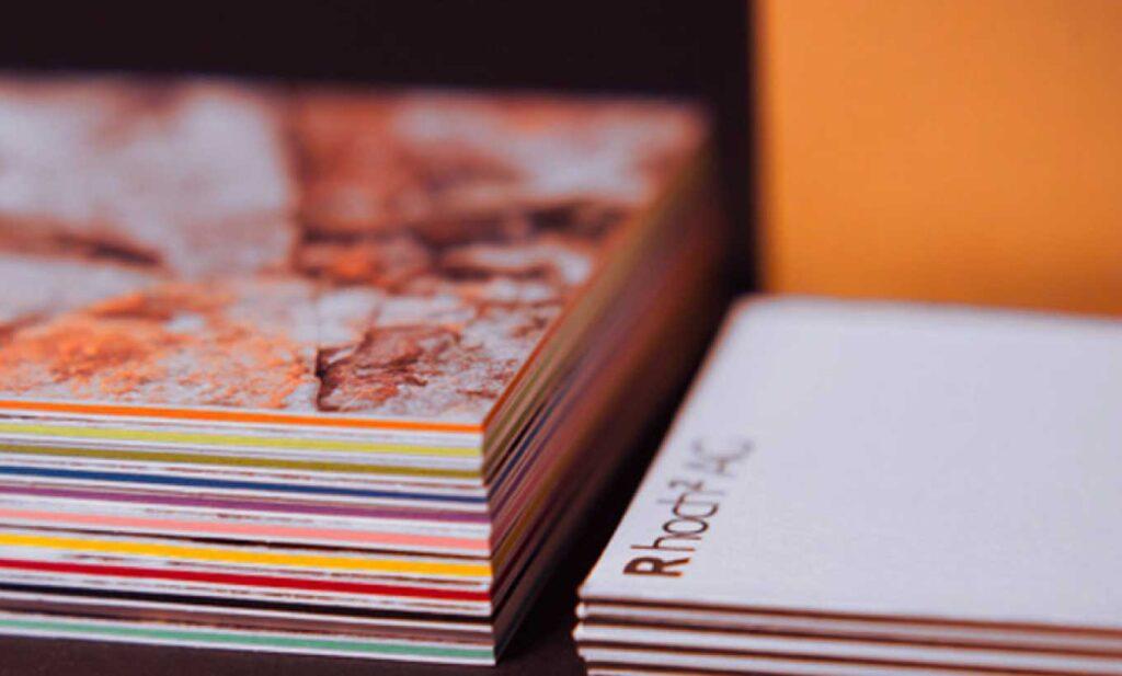 Teaserbild Analoge Kommunikation Print Druck Design