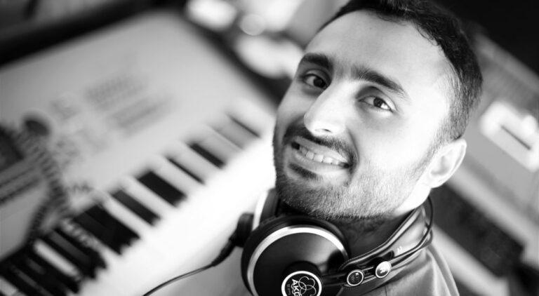 Zyad Saif - Sounddesigner und Komponist für die R hoch 2 AG